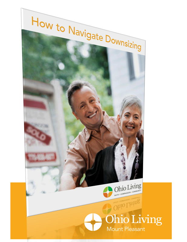 Downsizing Ebook Page Graphic