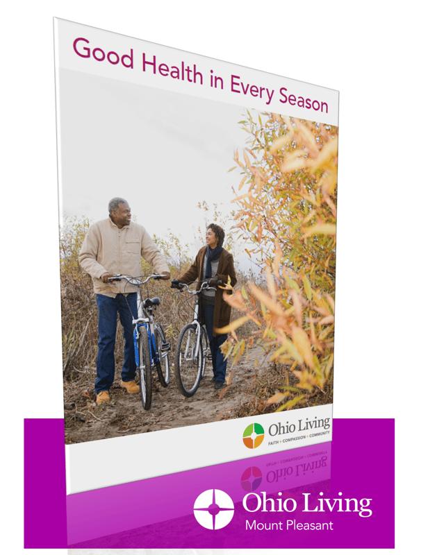 Healthy Ebook Page Graphic