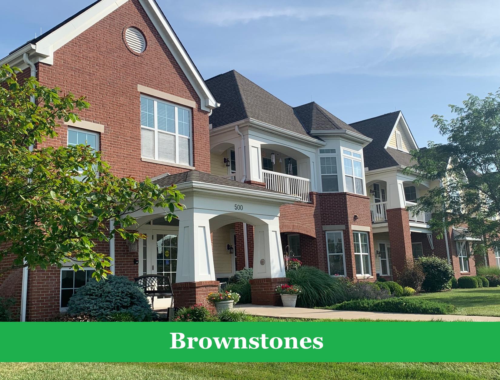 brownstones